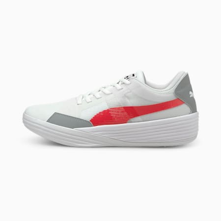 Clyde All-Pro Team 농구화/Clyde All-Pro Team, Puma White-High Risk Red, small-KOR