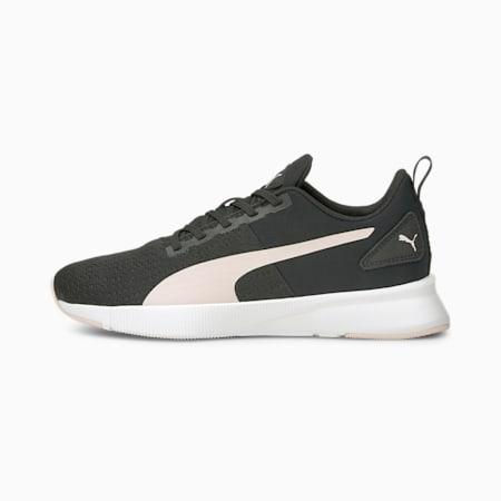 Flyer Runner Femme Women's Running Shoes, Puma Black-Lotus, small-SEA
