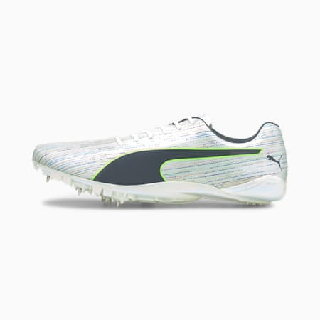 evoSPEED Electric 11 SP Track & Field Shoes, Puma White-Spellbound, small-GBR