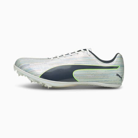 evoSPEED Spring 12 SP Track and Field Shoes, Puma White-Spellbound, small