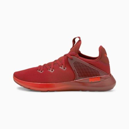 Zapatos de entrenamiento Pure XT Fade Pack para hombre, Intense Red-Grenadine, pequeño