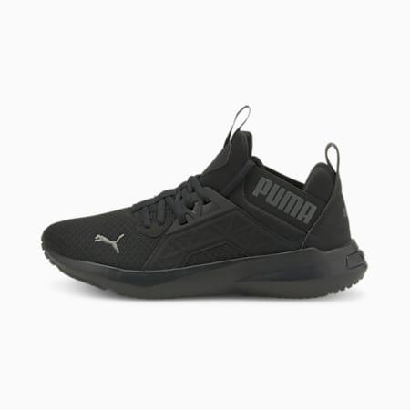 Zapatos deportivos Softride Enzo NXT JR, Puma Black-CASTLEROCK, pequeño