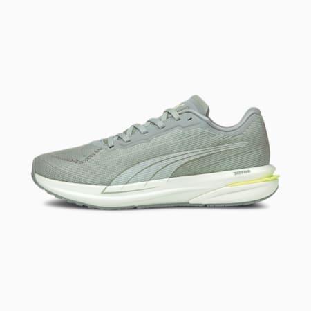 Zapatos para correrVelocity NITRO para mujer, Quarry-Puma White, pequeño