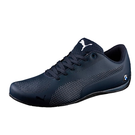 BMW Motorsport Drift Cat 5 Ultra Shoes, Team Blu-Pm Wht-Hgh Rsk Rd, small-IND