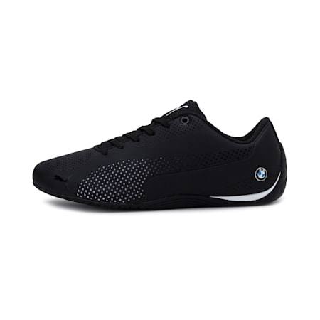 BMW Motorsport Drift Cat 5 Ultra Shoes, Anthracite-White-HighRiskRed, small-IND