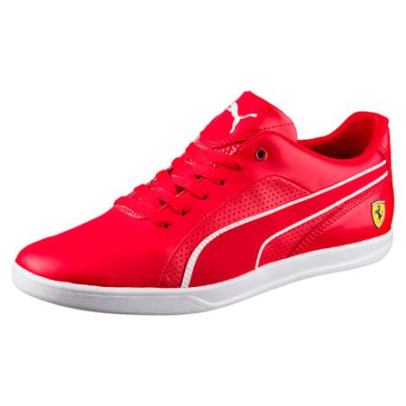 Ferrari Selezione Men's Shoes, Rosso Corsa-Puma White-White, small-IND