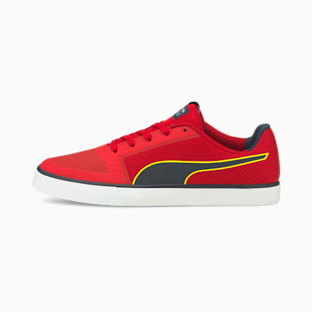 Red Bull Racing Wings Vulc Trainers, Chns Rd-Ttl Eclps-Pm Wht, small