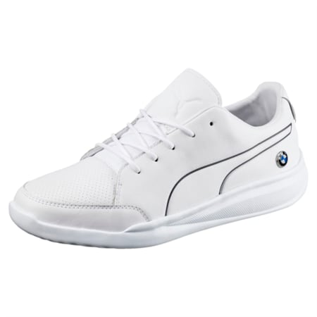 BMW Motorsport Casual Men's Shoes, Puma White-Team Blue, small-IND