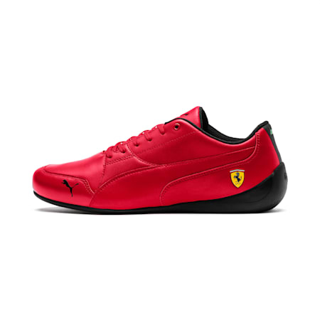 Ferrari Drift Cat 7 Shoes, Rosso Corsa-Rosso Corsa, small-IND