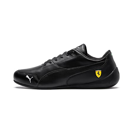 Ferrari Drift Cat 7 Shoes, Puma Black-Puma Black, small-IND