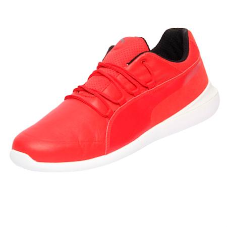 Scuderia Ferrari Evo Cat Men's Shoes, Rosso Corsa-Rosso Corsa-Wht, small-IND