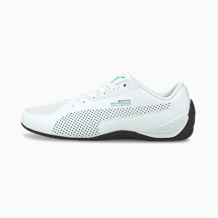 MERCEDES AMG PETRONAS Drift Cat Ultra Training Shoes, Puma White-Spectra Green-Blk, small
