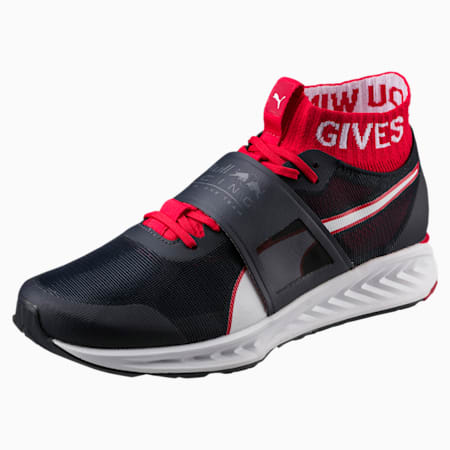 Red Bull Racing Mechs Ignite V3 Men's Training Shoes, NIGHT SKY-White-Chinese Red, small-IND