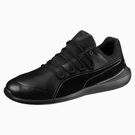 Ferrari Evo Cat Night Men's Shoes, Puma Black-Puma Black, small-IND