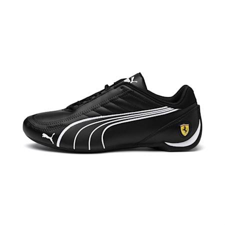 Ferrari Future Kart Cat Shoes, Puma Black-Puma White, small-IND