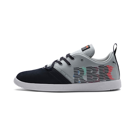 Red Bull Racing Cups Lo Shoes, NIGHT SKY-High Rise-White, small-IND