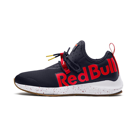 Red Bull Racing Evo Cat II Shoes, NIGHT SKY-Chinese Red, small
