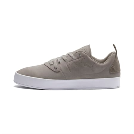 Ferrari El Maestro Shoes, GlacierGray-ElephantSkin-Wht, small-IND