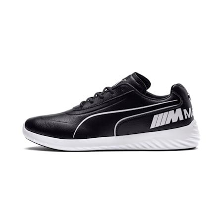 BMW M Motorsport SpeedCat Evo Synth Shoes, Anthracite-Puma White, small-IND