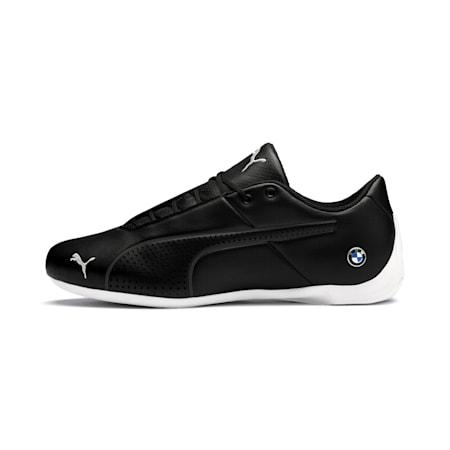 BMW M Motorsport Future Cat Ultra Sneaker, Black-White-Gray Violet, small