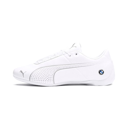 BMW Motorsport Future Cat Ultra sportschoenen, White-White-Gray Violet, small