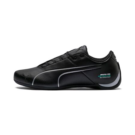 Mercedes Future Cat Ultra Unisex Shoes, Puma Black-Puma Silver, small-IND
