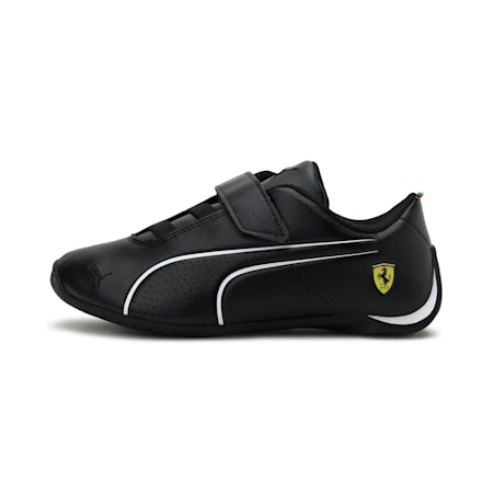 Scuderia Ferrari Future Cat Ultra V Preschool, Puma Black-Puma White, small-IND
