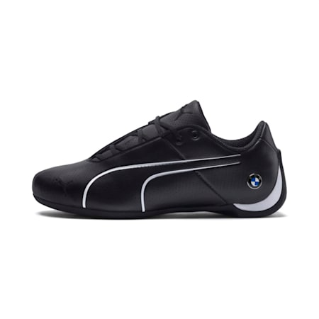BMW M Motorsport Future Cat Ultra Kids' Shoes, Anthracite-Puma White, small-IND
