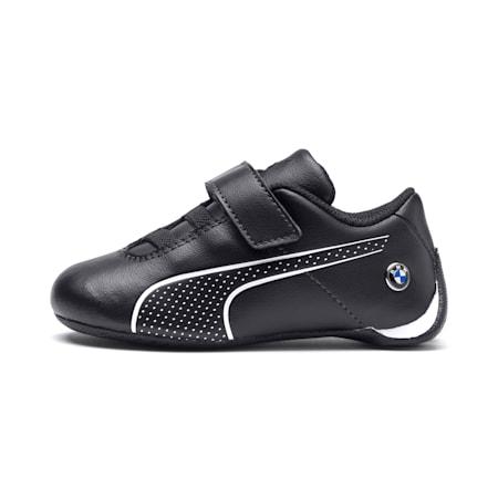 Przedszkolne buty sportowe BMW M Motorsport Future Cat Ultra, Anthracite-Puma White, small
