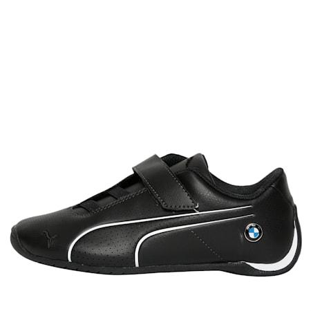 BMW M Motorsport Future Cat Ultra Kids'  Preschool Shoes, Anthracite-Puma White, small-IND