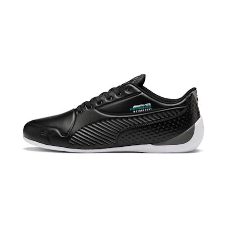 Mercedes AMG Petronas Drift Cat 7S Ultra Men's Shoes, Puma Black-Puma Black, small