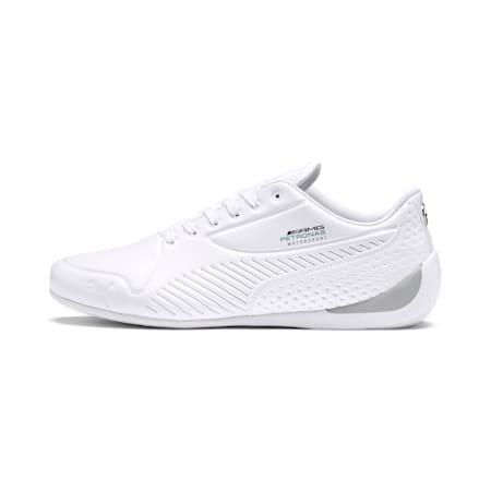 Mercedes AMG Petronas Drift Cat 7S Ultra Men's Shoes, Puma White-Puma White, small-IND