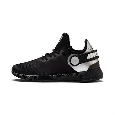 BMW M Motorsport HYBRID Men's Trainers, Black-Puma Silver- White, small