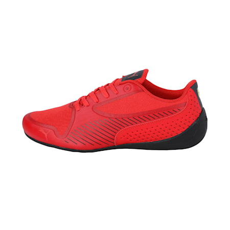 Ferrari Drift Cat 7 Ultra Shoes, Rosso Corsa-Puma Black, small-IND