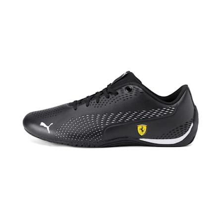 Ferrari Drift Cat 5 Ultra II Shoes, Puma Black-Puma White, small-IND