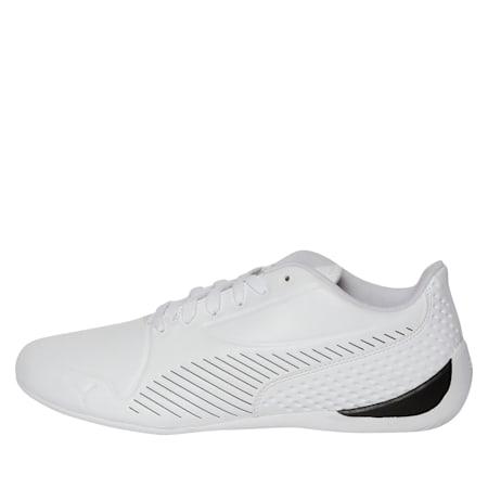 Ferrari Drift Cat 7S Ultra Men's Shoes, Puma White-Puma Black, small-IND