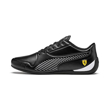 Ferrari Drift Cat 7S Ultra Men's Shoes, Puma Black-Puma White, small-IND