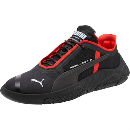 Replicat-X Circuit Motorsport Shoes, Puma Black-Puma Red, small