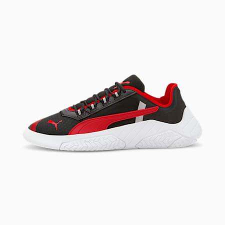 Replicat-X Scuderia Ferrari Motorsport Shoes JR, Puma Black-Rosso Corsa, small