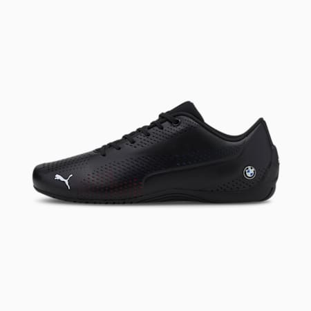 BMW M Motorsport Drift Cat 5 Ultra Men's Motorsport Shoes, Puma Black-Puma Black-Marina, small