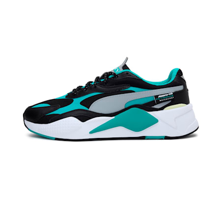 MAPM RS-X, Black-Spectra Green-White, small-IND