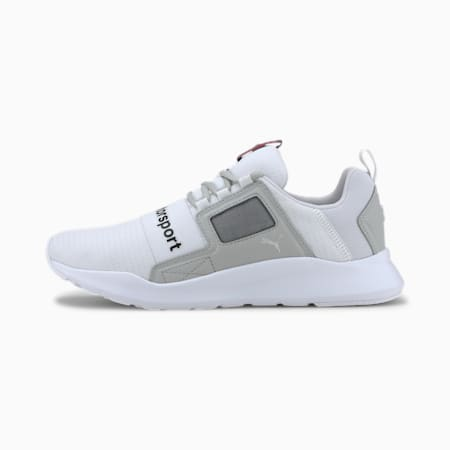 BMW Motorsport  Wired Cage Shoes, P White-Gray Violet-P White, small-IND