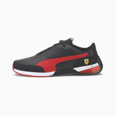 Scuderia Ferrari Kart Cat X Men's Motorsport Shoes, Puma Black-Rosso Corsa, small