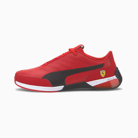 Scuderia Ferrari Kart Cat X Men's Motorsport Shoes, Rosso Corsa-Puma Black, small
