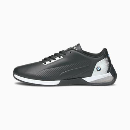 BMW M Motorsport Kart Cat-X Tech Sneaker, P Black-P Silver-P Black, small