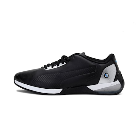 BMW Motorsport  Kart Cat-X Tech Shoes, P Black-P Silver-P Black, small-IND