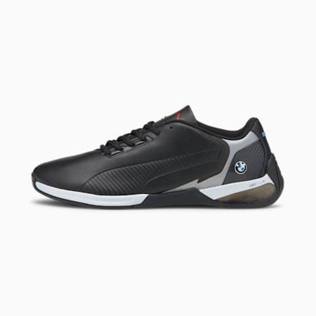 BMW Motorsport Kart Cat-X Tech Unisex Shoes, P Black-P Black-P Black, small-IND