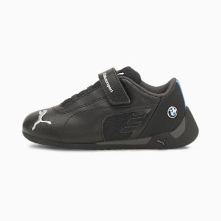 BMW M Motorsport R-Cat V Babies' Shoes, Puma Black-Puma Black, small-GBR
