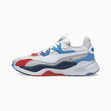 BMW M Motorsport RS-2K Men's Sneakers, P White-Marina-High Risk Red, small