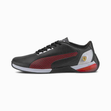 Scuderia Ferrari Race Kart Cat-X Tech Motorsport Shoes, P Black-Rosso Corsa-P Black, small